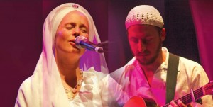 Snatam Kaur Live in Concert with Todd Boston @ Riverview Performing Arts Center | Sarasota | Florida | United States