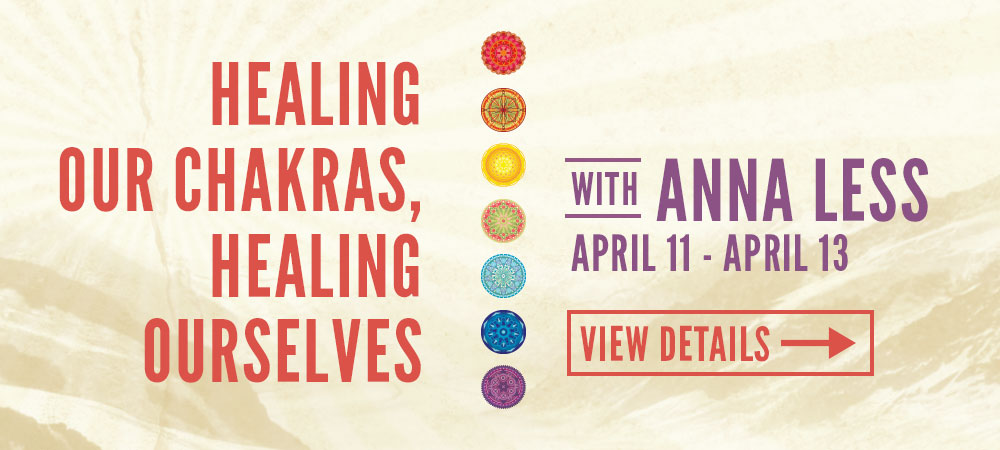 Healing Our Chakras with Anna Less