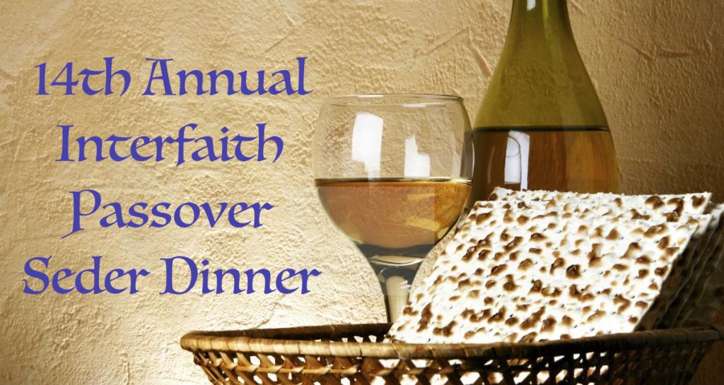Passover Seder 2015 Hero