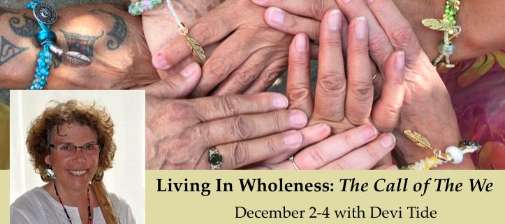 Devi Tide Wholeness Dec 2016