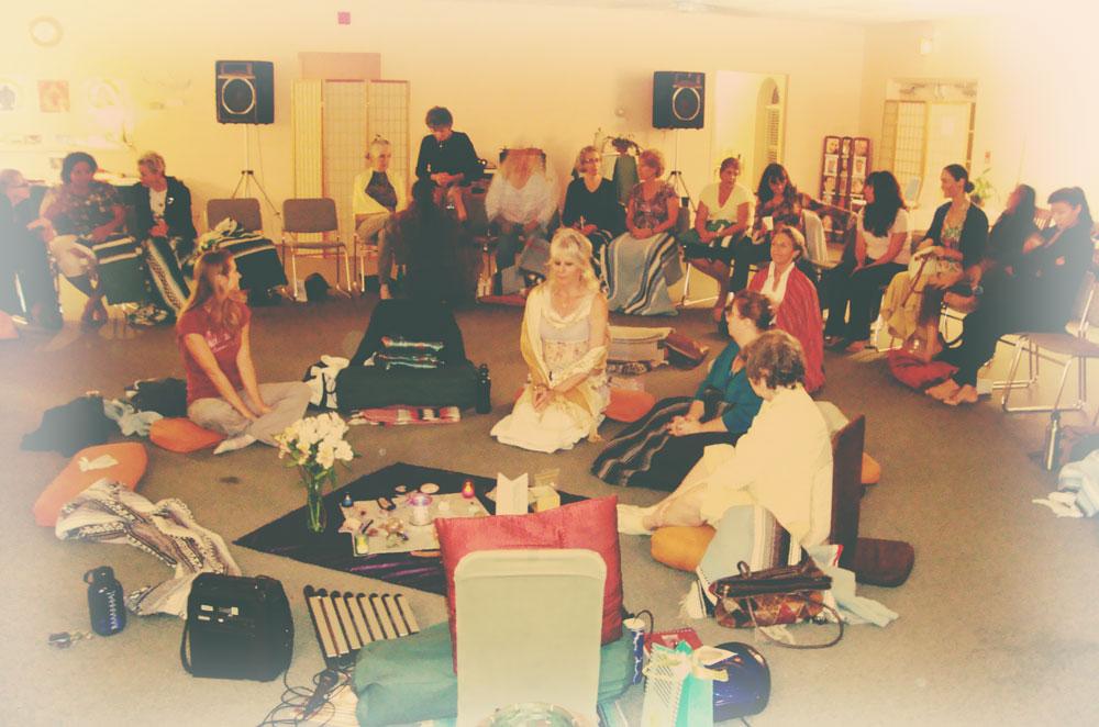 womens meditation Sarasota, FL