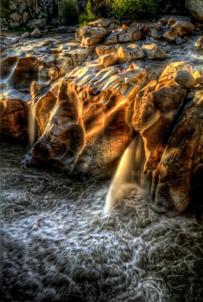 Gangotri Waterfall