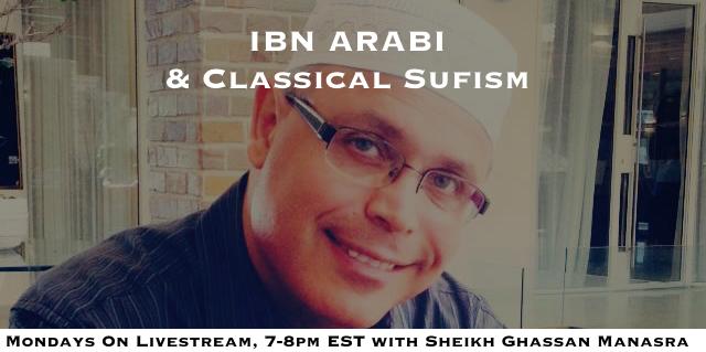 Livestream Ibn Arabi Manasra Slider