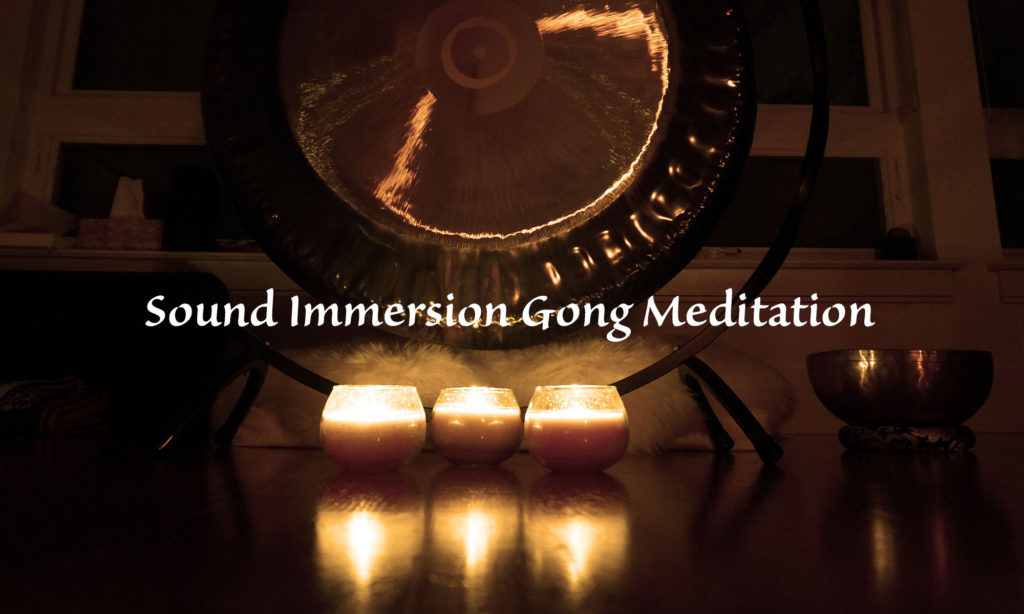 Sound Immersion Gong Meditation | Rising Tide International | Sarasota, FL