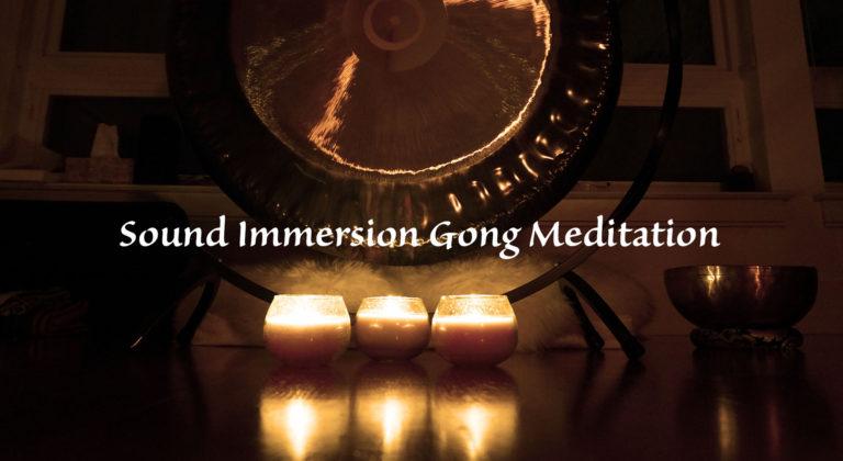 Sound Immersion Gong Meditation | Rising Tide International | Sarasota, FL