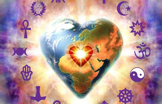 Universal New Thought Service for Divine Connection   Rising Tide International