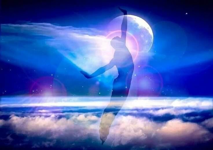 Astral Travel Photo
