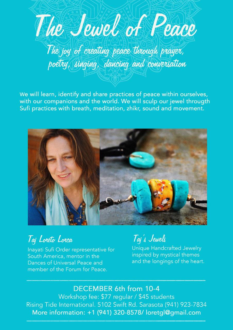 The Jewel of Peace | Seminar | Rising Tide International