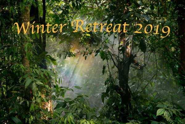 Winter Retreat 2019 with Aziza Scott | Rising Tide International | Sarasota, FL