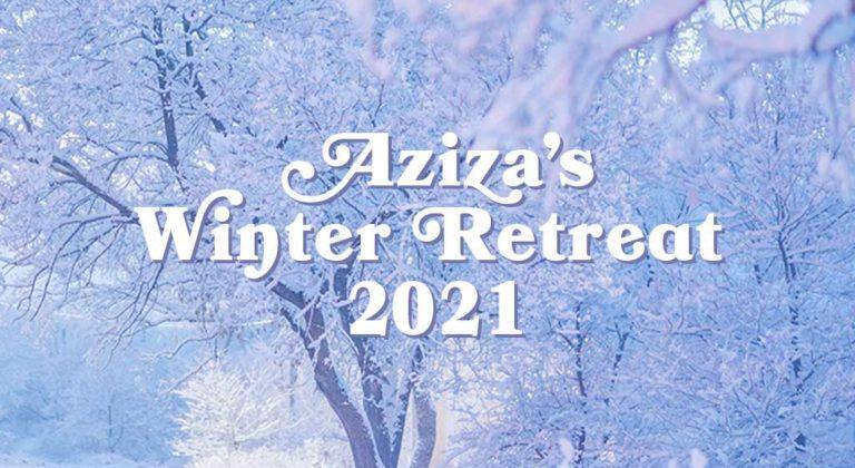 Aziza's Winter Retreat 2021   Rising Tide International