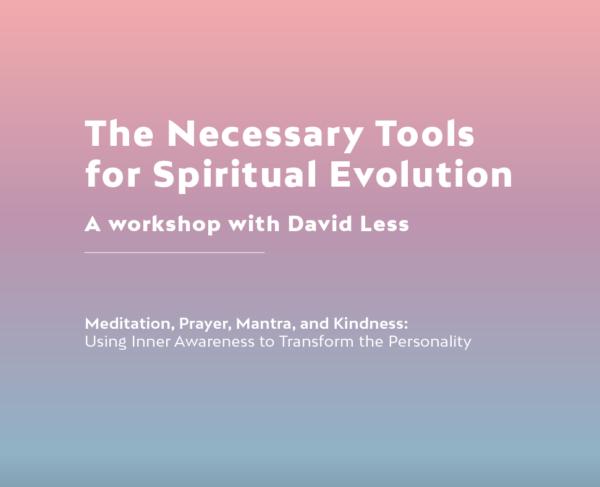 Tools for Spiritual Evolution | Rising Tide International